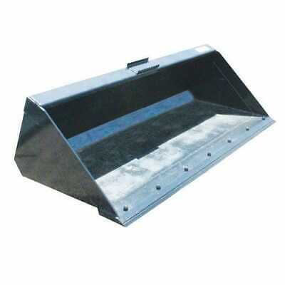 Stout - Skid Steer Material Bucket With Double Cutting Edge 84 Width