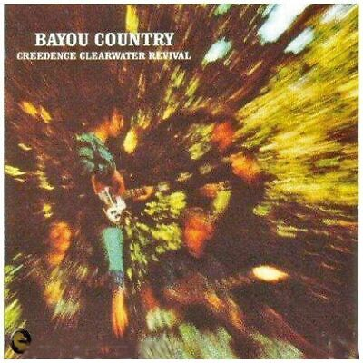 Creedence Clearwater - Bayou Country NEW CD