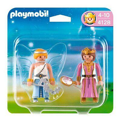 4128 - Duo princesse et fée