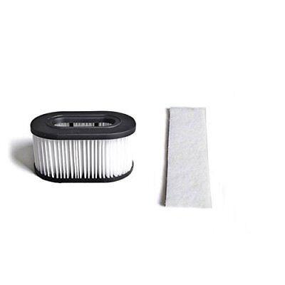 Hoover Hepa Cartridge Filter - Hoover Vacuum Foldaway Hepa Cartridge Filter With 1pk Long Foam Filters