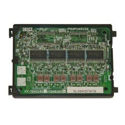 Panasonic Kx-tda5193 Caller Id Card New