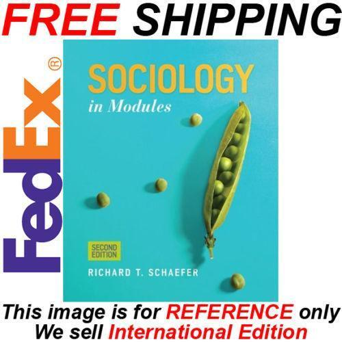 Sociology in modules books ebay fandeluxe Choice Image