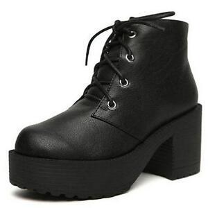 Chunky Boots | eBay