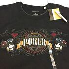 Poker Sweatshirt, Crew Regular XL Sweats & Hoodies for Men