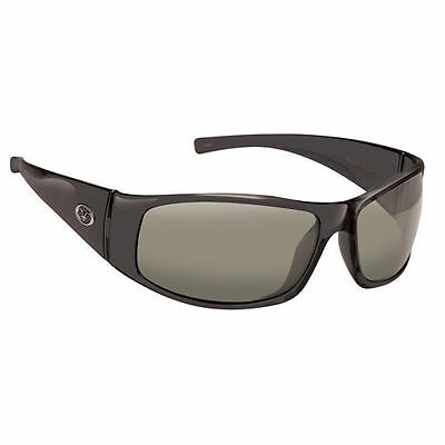 102245f838 Polarized Flying Fisherman Magnum Gray Lens Sunglasses
