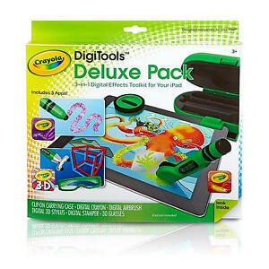 Crayola Digitools Deluxe Pack for iPad