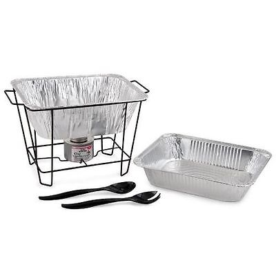 Half Size Disposable Wire Chafer Stand Kit! Best Price on Ebay free SHIPPING!