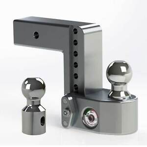 WEIGH SAFE - ALUMINUM ADJUSTABLE HITCH - CLENTEC London Ontario image 1