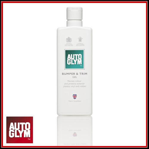 Autoglym Bumper & Trim Gel - Car Rubber & Plastic Bodywork Colour Restorer