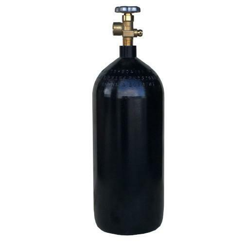 40 cf welding cylinder tank for Oxygen w/ free shipping