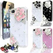 iPhone 4S Floral Case Cover