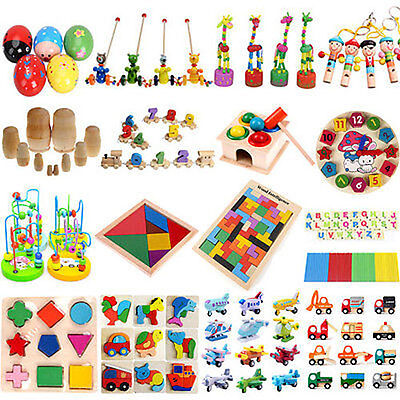 Baby Kids Children Intelligence Development Early Educational Fun Game Toys Gift