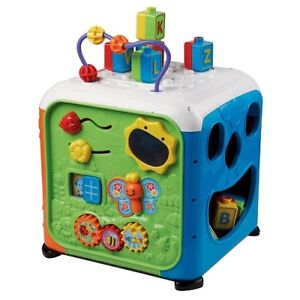 Vtech - Alphabet Activity Cube - KIDS TOYS