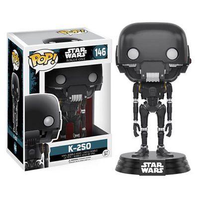 Star Wars Rogue One K 2So Pop  146 Bobble Head Funko