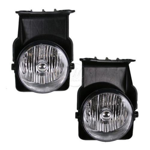 Gmc Sierra Fog Lights Ebay