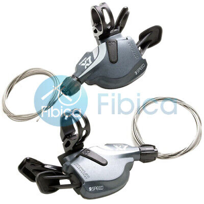 New SRAM X7 Mountain 3x9-speed Trigger Shifters Right Left P