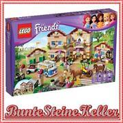 Lego Friends Großer Reiterhof