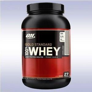 ON PROTEINE WHEY GOLD STANDARD 2LBS - OPTIMUM NUTRITION