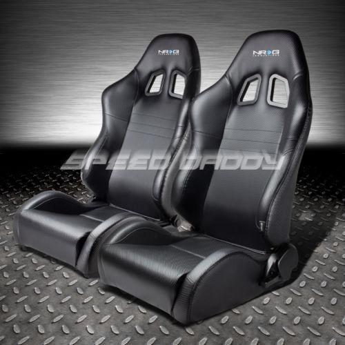 Carbon Fiber Racing Seats Ebay