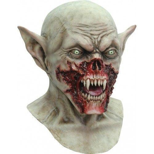 scary halloween masks ebay. Black Bedroom Furniture Sets. Home Design Ideas