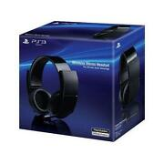 Official PS3 Headset