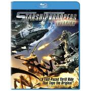 Starship Troopers Invasion Blu Ray