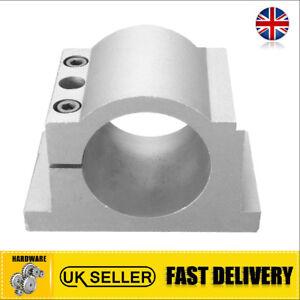 UK 65mm Diameter Spindle Motor Mount Bracket Clamp CNC Engraving Machine Mill