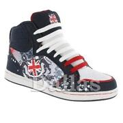 Boys High Top Trainers
