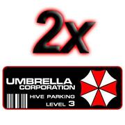 Umbrella Corporation Decal