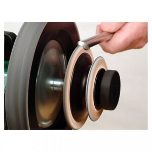 Tormek-LA-120-Profiled-Leather-Honing-Wheel-Brand-New-AP306015