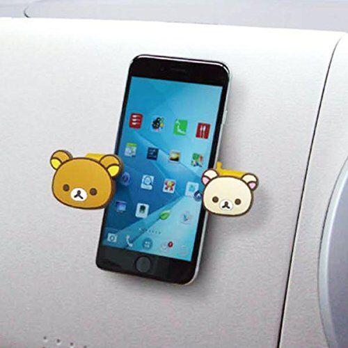 San-X Rilakkuma Smart Phone Holder Phone Catch 503277