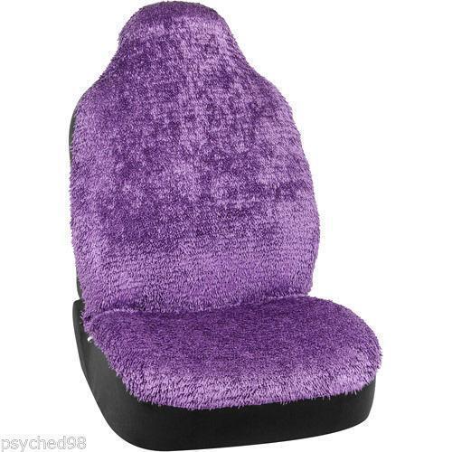 Shaggy Car Seat Covers Ebay