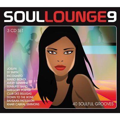 Soul Lounge 9 [CD]
