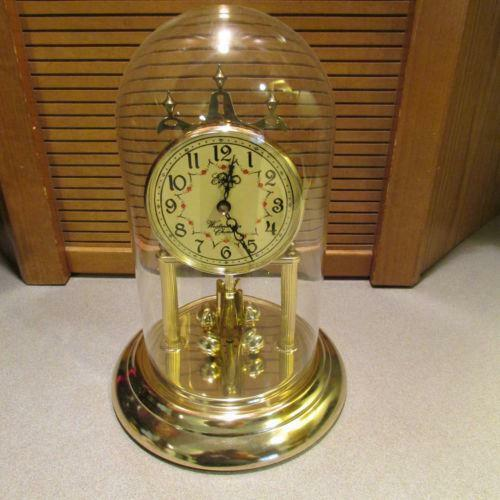 Elgin Quartz Clock Ebay
