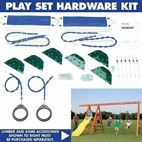 swing set hardware kit playground outdoor backyard
