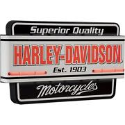 Harley Davidson Neon Sign