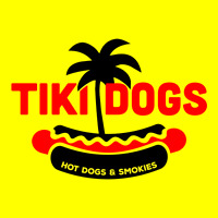 Hot dog cart for hire - TIKI DOGS
