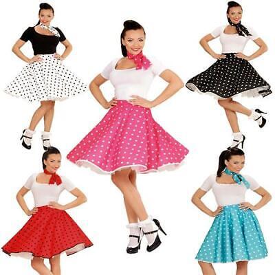 Petticoat TELLERROCK Show Party  Fifties 50er Jahre Junggesellenabschied - 50er Jahre Kostüm Junge
