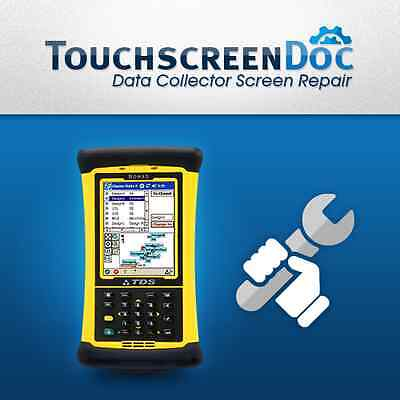 Trimble Nomad 800900g - Lcd Touch Screen Replacement Repair Service
