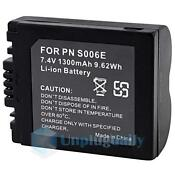Panasonic FZ30 Battery
