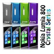 Nokia Lumia 800 Case Crystal
