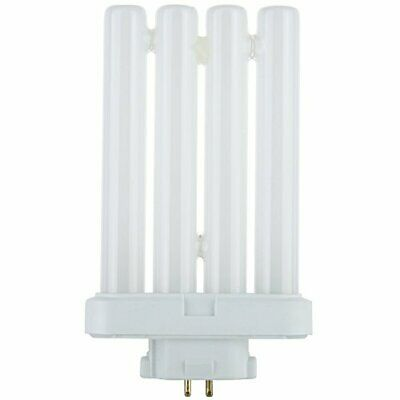 FML27 27W FML 4-Pin Quad Tube CFL Compact Fluorescent Light Bulb Daylight