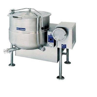 Cleveland Kgl80t 80 Gallon Capacity Gas Tilting Kettle