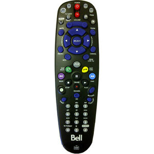 NEW BELL SATELLITE RECEIVER UHF REMOTE