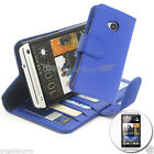 Leather Mobile Phone Flip Cases for HTC One