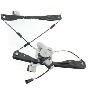2008-2012 Chevrolet Malibu Window Regulator Front Passenger Side Power Without 1 Touch (Include Motor)