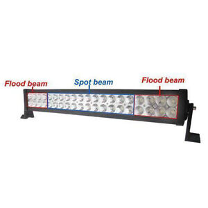 "UNIWAY LED Light Bar Super Bright 2"" to 51"" PRICE REDUCED"