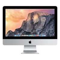 New iMac de 21,5 po d'Apple Core i5, 8GB Ram, 500GB HDD