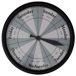 Day Clock Ebay