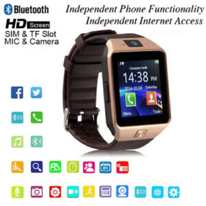 Smart watch with SIM slot and memory slot 100% NEW
